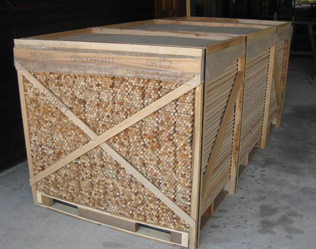 wood dowels, export wood dowels, one diameter wood dowels
